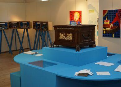 Ausstellungsraum in Aichach