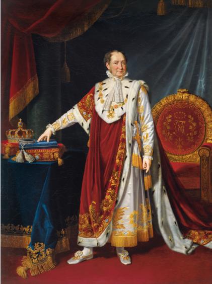 Verfassungsschwur von König Max I. Joseph
