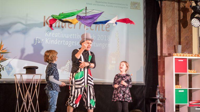 100 Jahre Bayern – Kinder entdecken ihre Rechte