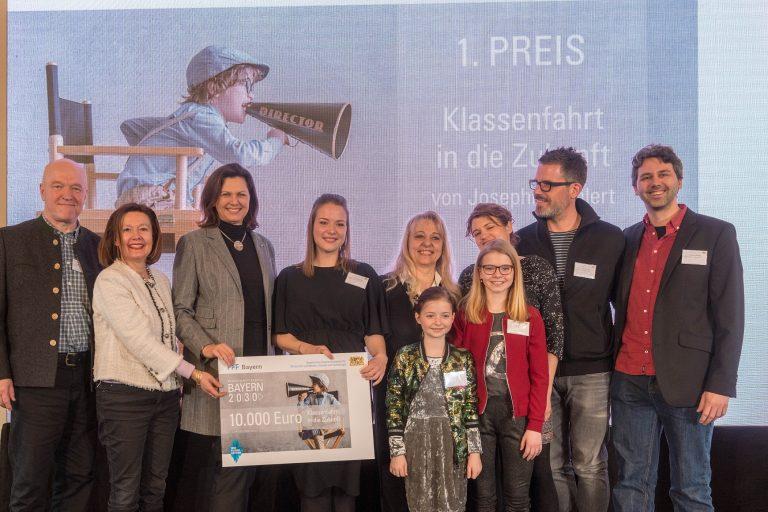 Preisverleihung Kurzfilmwettbewerb Bayern 230