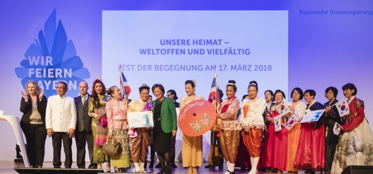 Fest der Begegnung – Jubiläumsveranstaltung Weltoffenheit und Vielfalt