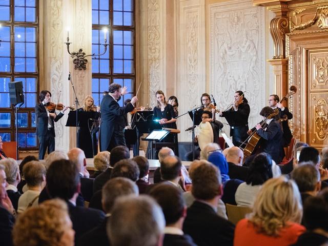 Musiker der Bayerischen Philharmonie