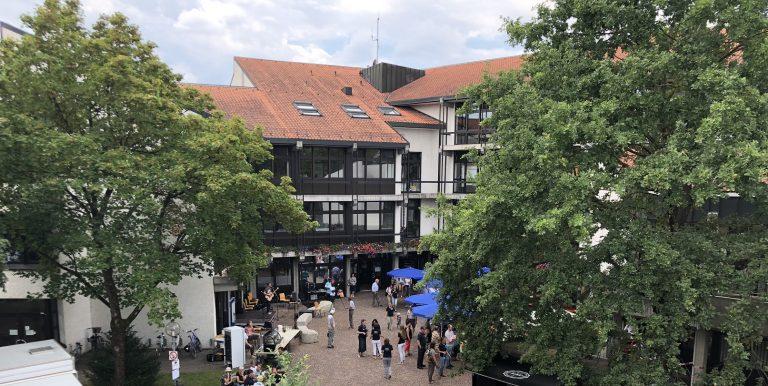Landratsamt Dachau zum Anfassen