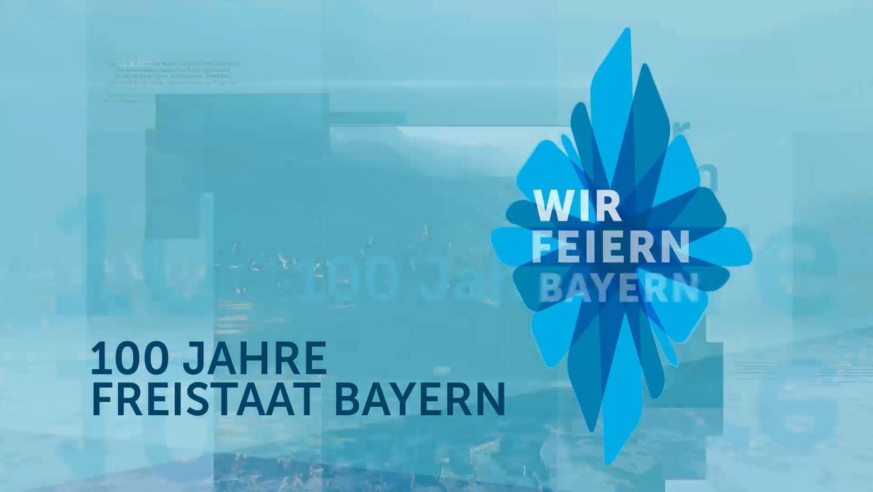 Sie Dokumentieren 100 Jahre Freistaat Bayern Athletbook